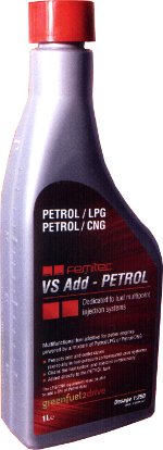 Femitec VS Add - Petrol
